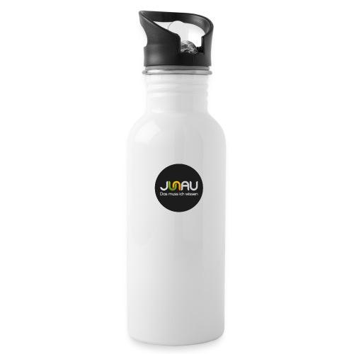 JUNAU - Das muss ich Wissen (rund) - Trinkflasche