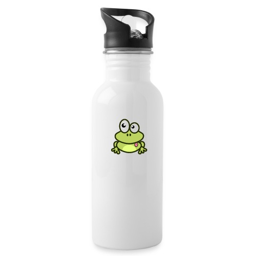 Frog Tshirt - Water Bottle