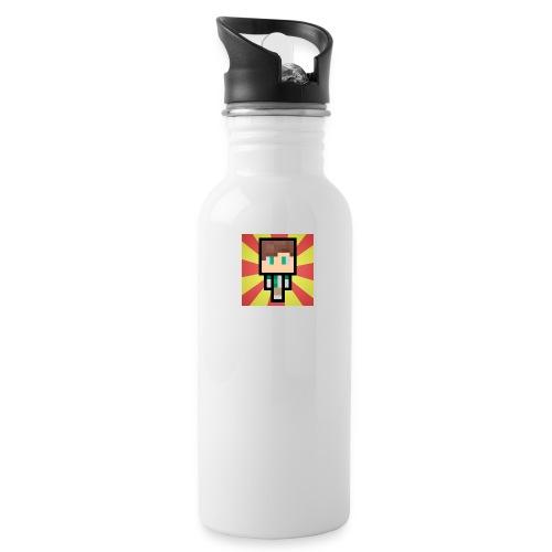 m crafter - Drikkeflaske med integreret sugerør