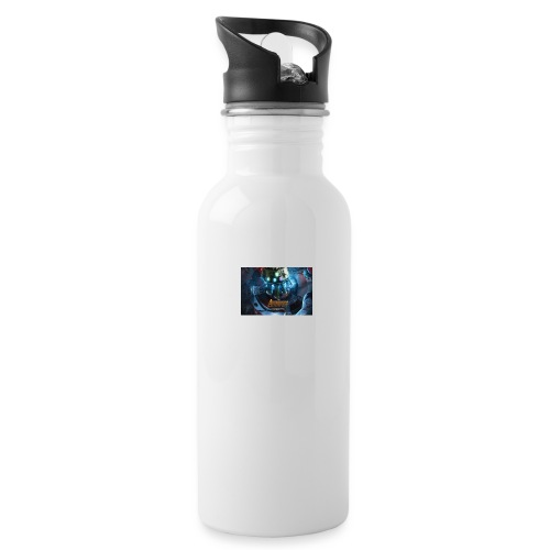 infinity war taped t shirt and others - Water Bottle