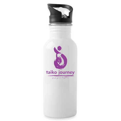 Taiko Journey PURPLE RHYTHM - Water Bottle