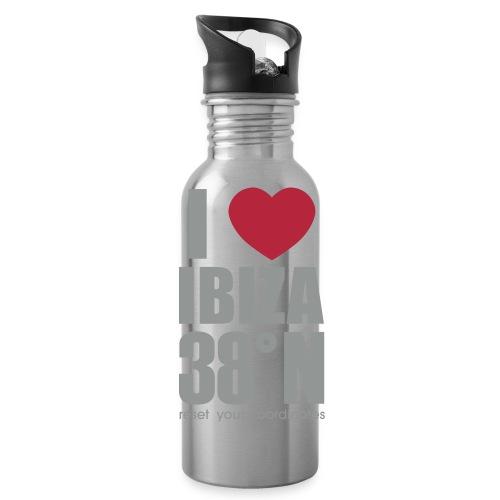 heartibiza 38north rg - Water Bottle