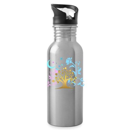 Mystic Tree - Trinkflasche