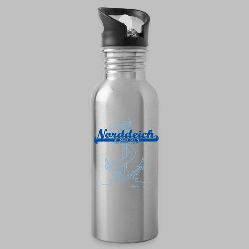 Heimathafen Norddeich - Trinkflasche