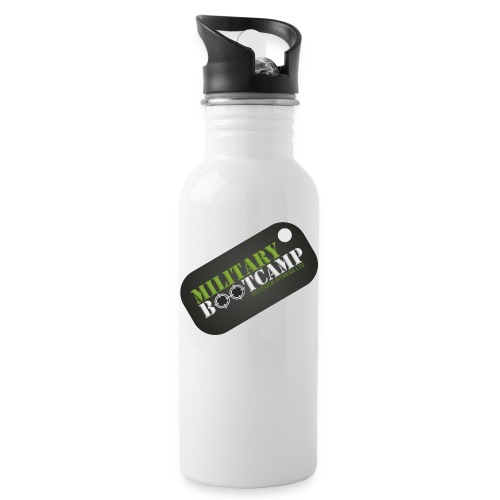 military bootcamp - Water Bottle