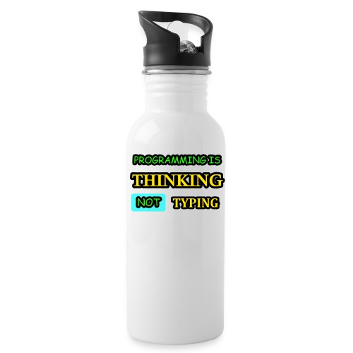 THINKING - Juomapullot