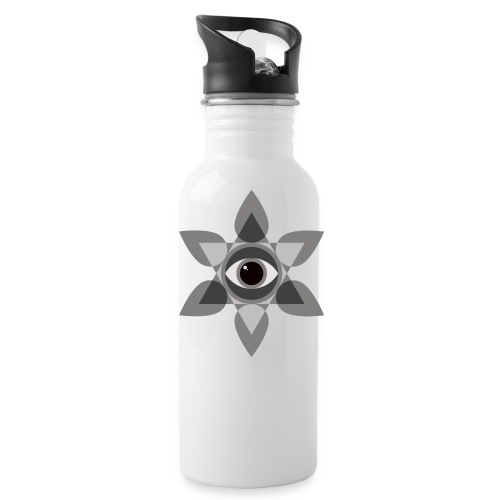 das Auge des Bewusstseins - Trinkflasche