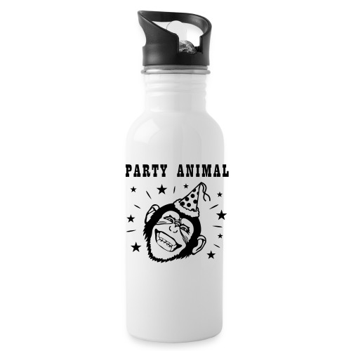 Party Monkey - Drinkfles