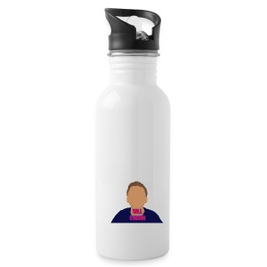Will Osborn mouse pads,water bottle,iphone case. - Water Bottle