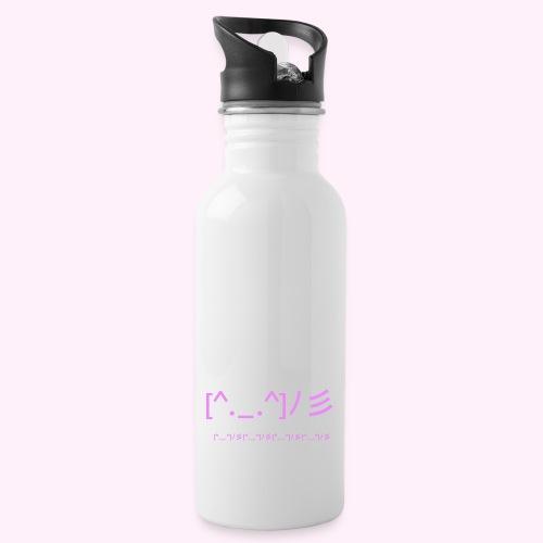 classic logo for regular people - Drikkeflaske