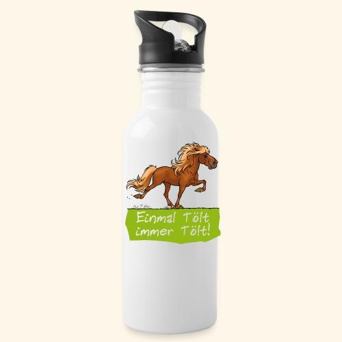 Island Pferd Tölt - Gourde