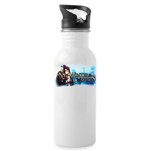 Overwatch and GameOfThrones Fusion - Water Bottle
