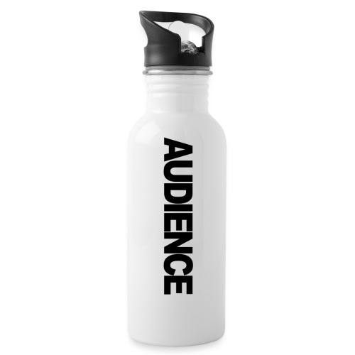 audienceiphonevertical - Water Bottle