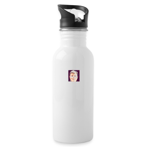 LuradoTV Logo - Water Bottle
