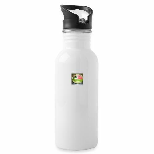 melon view - Water Bottle