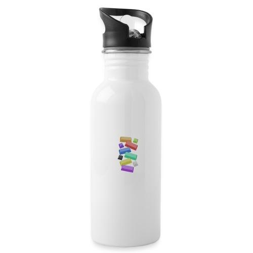 SA Mechanical Keyboard Keycaps Motif - Water Bottle