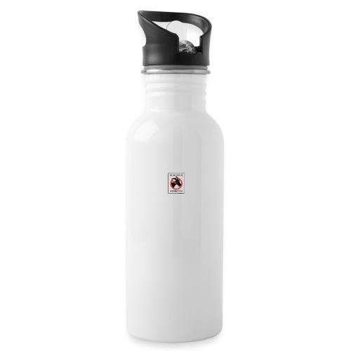 RUMZICKEN VERBOTEN - Trinkflasche