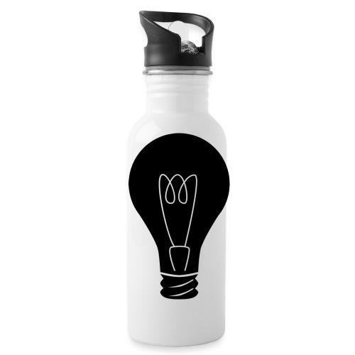Glühbirne - Trinkflasche