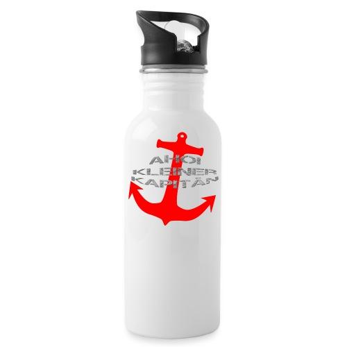 AHOI KLEINER KAPITÄN - in limitierter Auflage - Trinkflasche