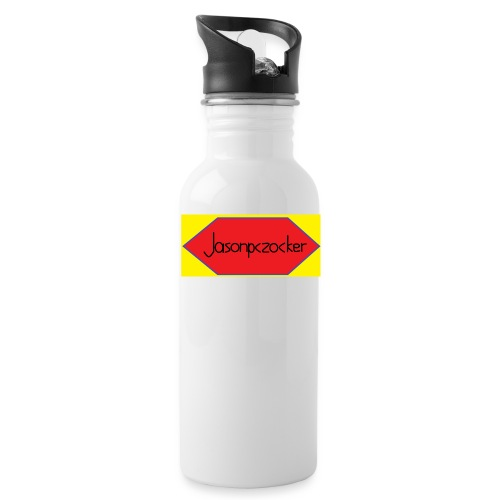 Jasonpczocker Design für gelbe Sachen - Trinkflasche