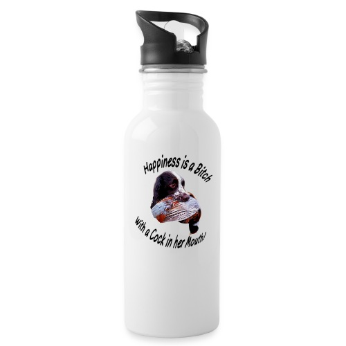 cock2 png - Water Bottle