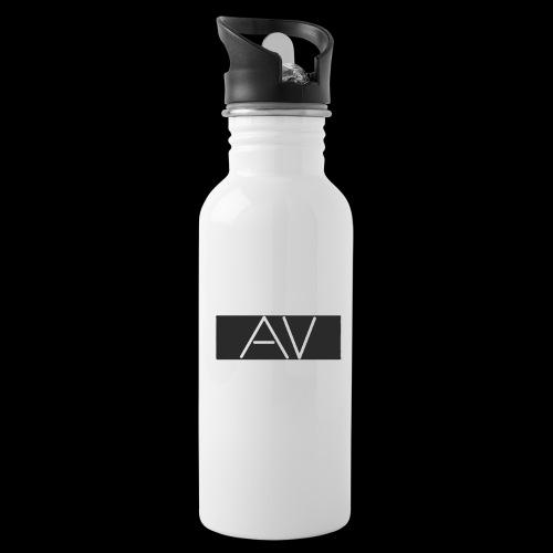 AV White - Water Bottle