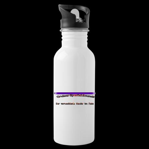 cssder - Trinkflasche