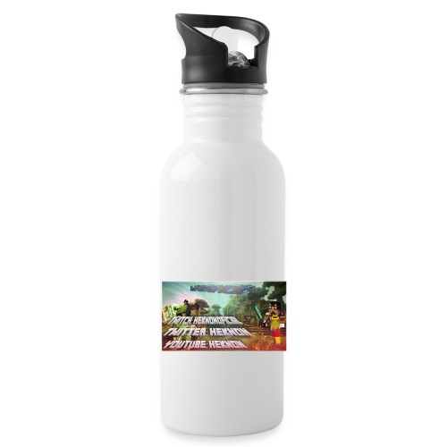 StickerV1 png - Water Bottle