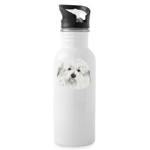 coton-de-tulear - Drikkeflaske