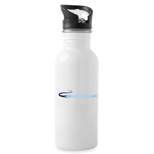 Logo schlicht - Trinkflasche