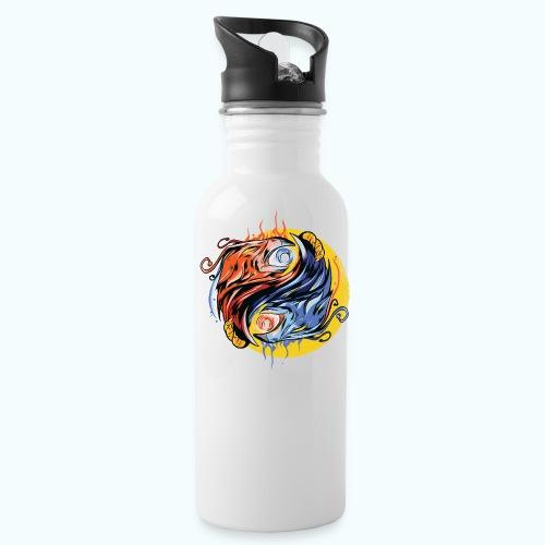 Japan Phoenix - Water Bottle