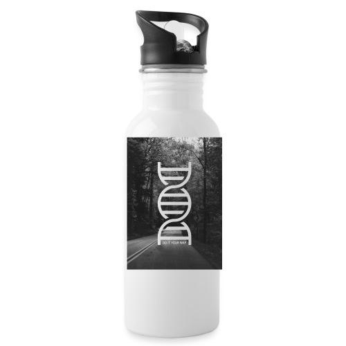 Fotoprint DNA Straße - Trinkflasche