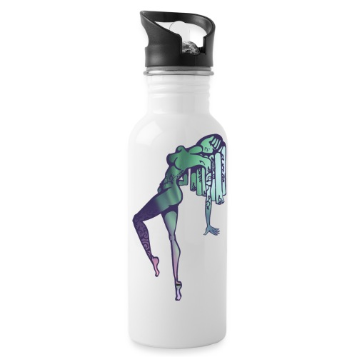 Mama Nature Northern Lights - Water Bottle