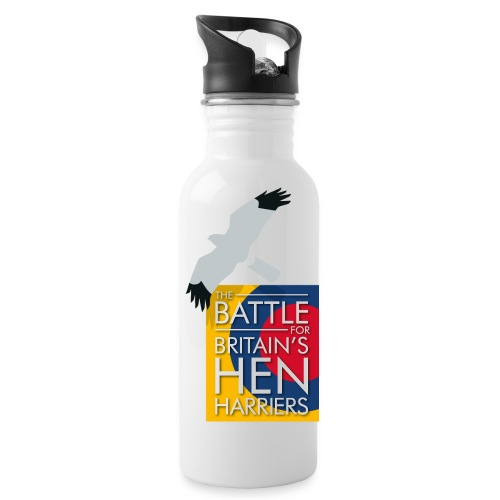 New for 2017 - Women's Hen Harrier Day T-shirt - Water Bottle