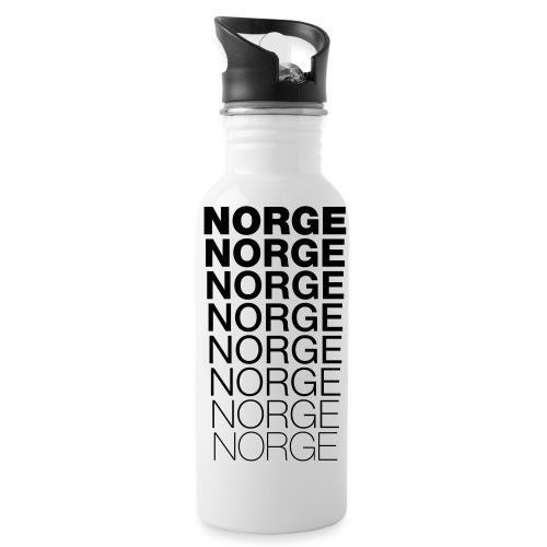 Norge Norge Norge Norge Norge Norge - Drikkeflaske