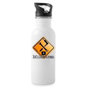 M1Molter logo - Trinkflasche