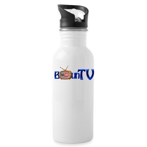 BounTV Logo - Trinkflasche