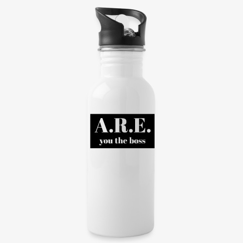 AREyou the boss - Water Bottle