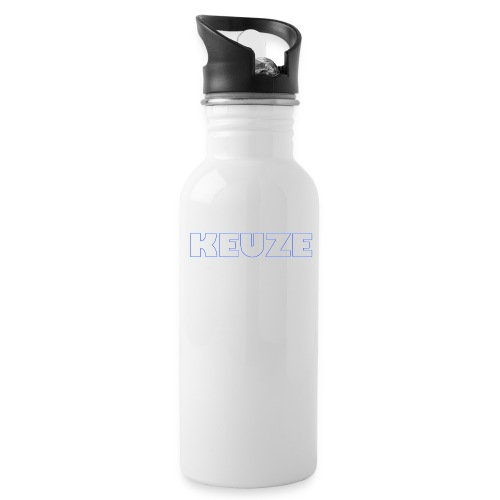 OFFICIAL KEUZEBE MERCHANDISE - Drinkfles