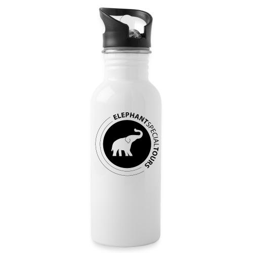 EST-Logo - Trinkflasche