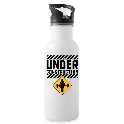 Msr. UNDER CONSTRUCTION - Trinkflasche