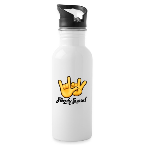simplysquad - Water Bottle