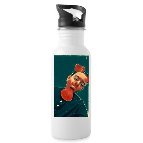 More MK21's Merch - Water Bottle