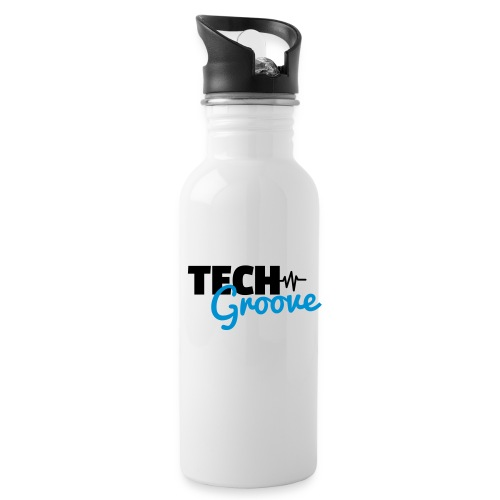 tech-groove-logo - Water Bottle