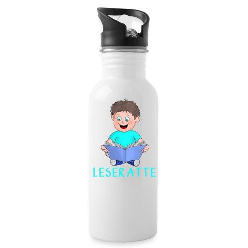 Leseratte - Trinkflasche