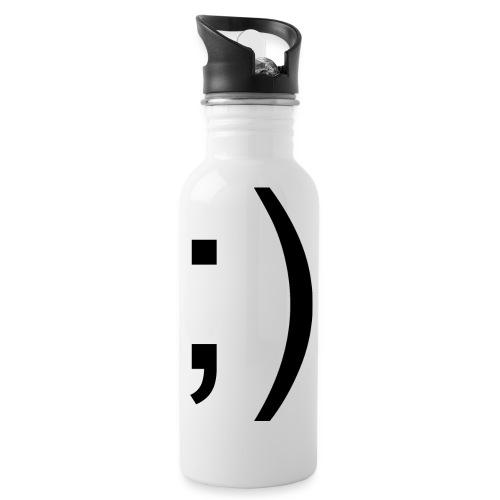 Wink Wink Smile - Water Bottle