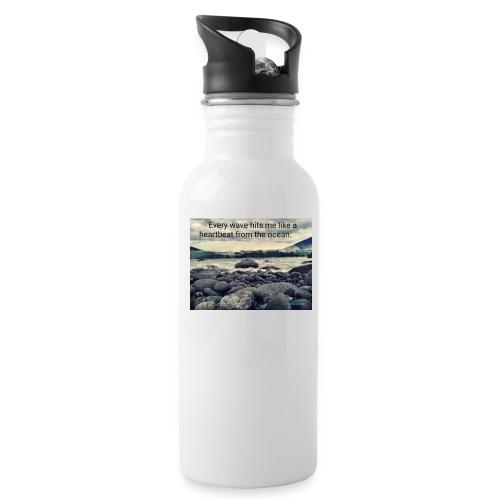 Oceanheart - Drikkeflaske