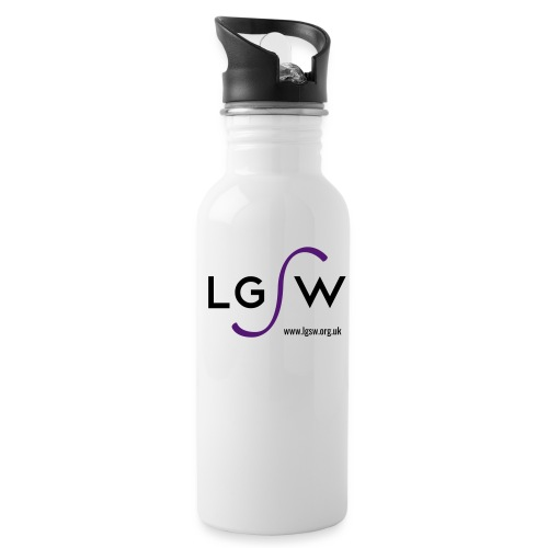 LGSW_large_white - Water Bottle