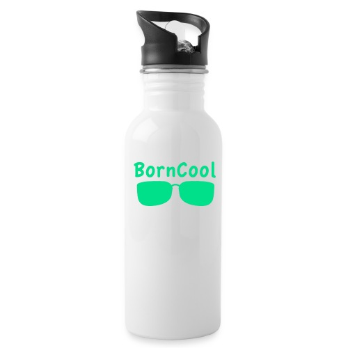BornCool glasses, grön - Vattenflaska
