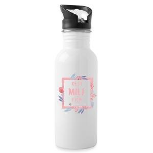Best MILF ever - Milfcafé Shirt - Trinkflasche